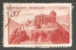Sellos del Mundo : Europa : Francia : Abadia de San Bertrand