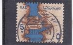 de Africa - Egipto -  mapa