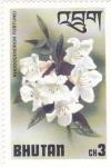 de Asia - Bhut�n -  flores
