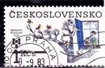 de Europa - Checoslovaquia -  ilustraci�n