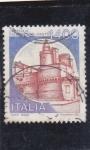 Stamps : Europe : Italy :  castello Caldoresco vasto