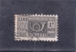 Stamps Italy -  corneta de correos