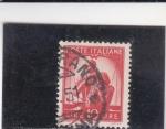 Stamps Italy -  pareja