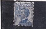 Stamps : Europe : Italy :  Vittorio Emmanuele III