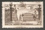 Stamps France -  Plaza Stanislas