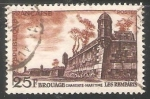 Stamps France -  Hiers-Brouage