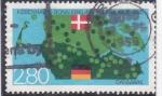 Stamps Denmark -  30 aniversario colaboración Copenhague -Bonn