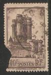 Stamps France -  Château de Vincennes