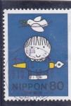 Stamps Japan -  dibujo infantil