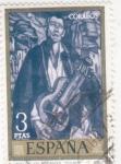 Stamps Spain -  EL CIRCO DE LOS ROMANCES- Solana (25)
