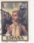 Sellos de Europa - España -  SAN ESTEBAN-Morales (25)