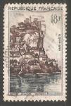Stamps France -  Beynac-et-Cazenac