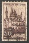 Sellos de Europa - Francia -  La catedral de Saint-Etienne