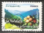 Sellos del Mundo : Europa : Francia : Lorena