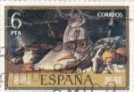 Sellos de Europa - España -  BODEGON -Menendez (25)