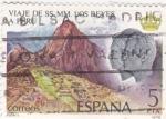Sellos de Europa - España -  viajede SS.MM. los reyes a Peru (25)