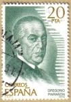 Stamps Spain -  Gregorio Marañon