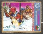 Stamps Equatorial Guinea -  XX Juegos olimpicos Augsburgo 72