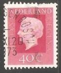 Stamps Netherlands -  Reina Juliana