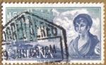 Stamps Spain -  Agustina de Aragon