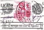 Stamps Spain -  EUROPA CEPT-La unidad de España (25)