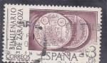 Stamps Spain -  Bimilenario de Zaragoza-monedas de Cesar Augusto (25)
