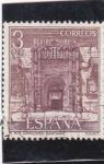 Sellos de Europa - España -  Hostal Reyes Católicos- Santiago (25)
