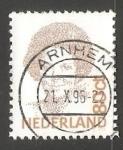 Sellos de Europa - Holanda -  Reina Beatriz