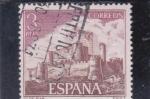 Stamps Spain -  castillo de Biar (25)