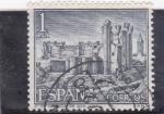 Sellos de Europa - España -  castillo de Valencia de Don Juan (25)