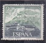 Stamps Spain -  Las Cañadas-Tenerife (25)