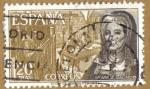 Sellos de Europa - España -  Beatriz Galindo