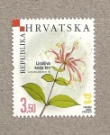 Stamps Croatia -  Flores de Croacia