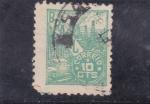 Stamps : America : Brazil :  pozos de petroleo