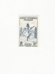 Stamps America - Mauritania -  AFRIQUE OCCIDENTALE FRANCAISE
