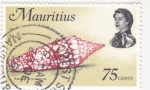 Stamps Mauritius -  CARACOLA