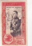 Sellos de Europa - Mónaco -  principe Rainiero III