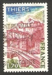 Stamps France -  1904 - Thiers