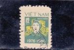 Stamps : Asia : Vietnam :  CAMPESINA