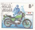 Stamps Guinea Bissau -  KAWASAKI