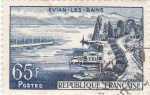 Sellos del Mundo : Europa : Francia :  EVIAN-LES-BAINS