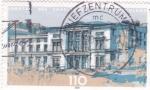 Stamps Germany -  PINTURA EDIFICACIÓN