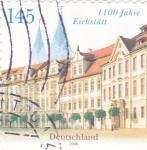 Sellos de Europa - Alemania -  1100 ANIVERSARIO EICHSTÁTT