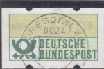 Stamps Germany -  ATM
