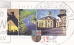 Stamps Germany -  100 ANIVERSARIO DEL ESTADO DE SAARLAND