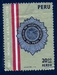 Sellos de America - Perú -  Policia del Peru