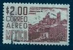 Sellos de America - México -  Arquetectura colonial