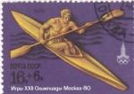 Stamps Russia -  OLIMPIADA DE M0SCU-8O