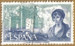 Stamps : Europe : Spain :  Agustina de Aragon