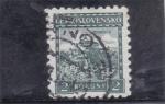 Stamps Czechoslovakia -  PANORAMICA DE